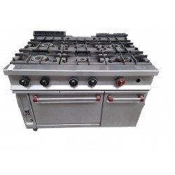 Cocina de gas